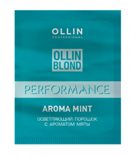 Ollin Professional Color mint aroma bleach powder (30g)