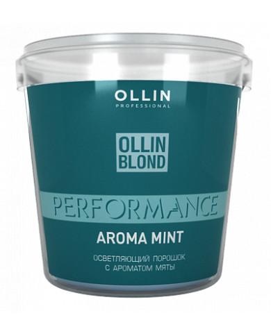 Ollin Professional Color balinošais pulveris ar mentola aromātu (500g)