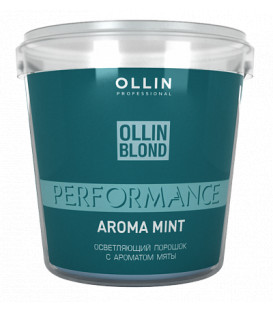 Ollin Professional Color mint aroma bleach powder (500g)