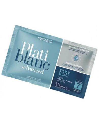 Montibelllo Platiblanc Silky Blond bleaching powder (30g)