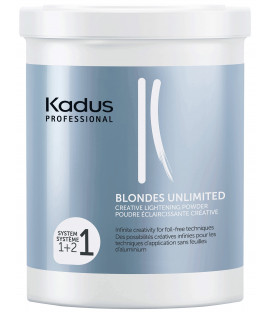 Kadus Professional Blondes Unlimited balinošais pulveris