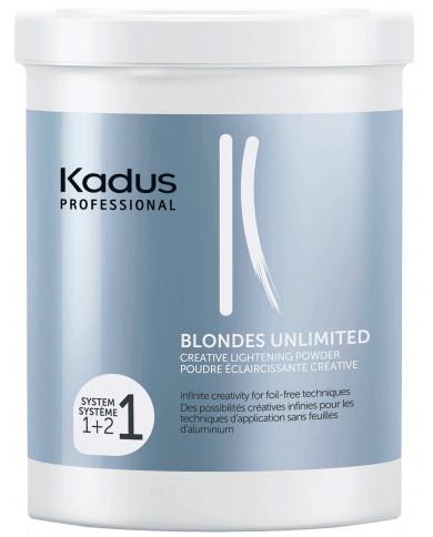 Kadus Professional Blondes Unlimited bleach powder