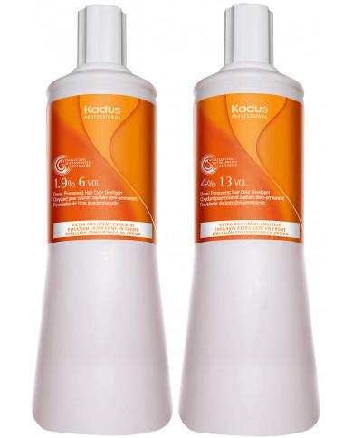 Kadus Professional Demi-Permanent krēmveida emulsija matu tonēšanai