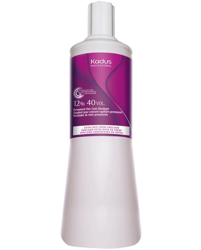 Kadus Professional Permanent cream emulsion for intense coloring