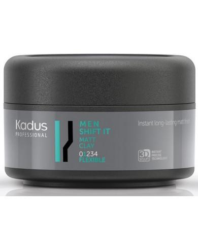 Kadus Professional Shift It матовая глина