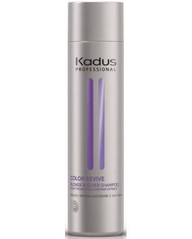 Kadus Professional Color Revive Blonde&Silver šampūns