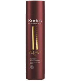 Kadus Professional Velvet Oil shampoo (250ml)