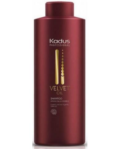 Kadus Professional Velvet Oil šampūns (1000ml)