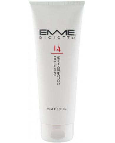 EMMEDICIOTTO 14 Colored Hair šampūns