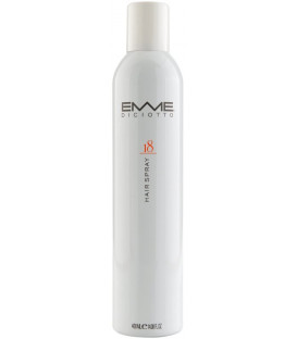 EMMEDICIOTTO 18 Medium Strong Hairspray matu laka