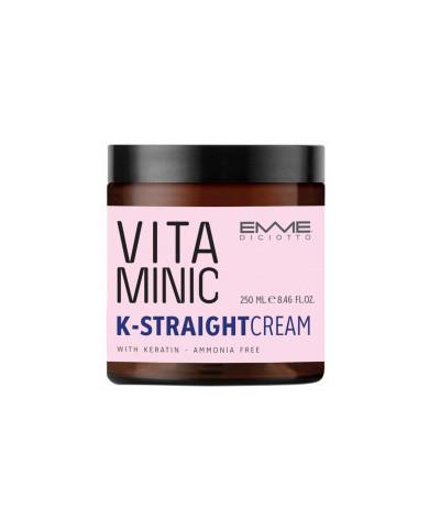 EMMEDICIOTTO Vitaminic krēms matu taisnošanai