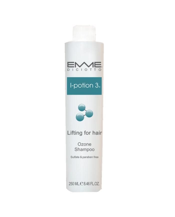EMMEDICIOTTO I-potion 3 Ozone šampūns