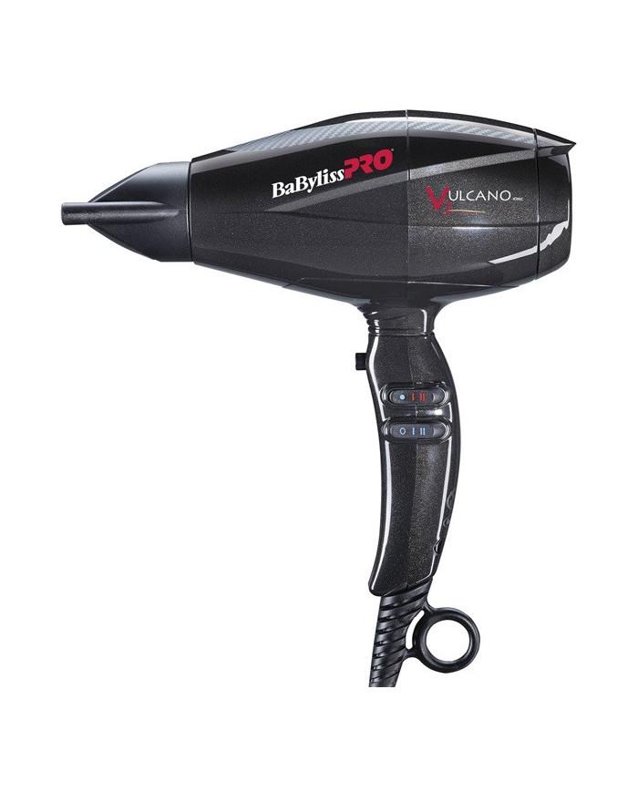 BaByliss PRO Vulcano Black hair dryer