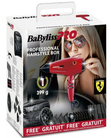 BaByliss PRO Rapido Gold Rose komplekts