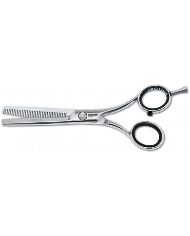 "JAGUAR White Line Charm 5.5"" thinning scissors"