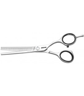 "JAGUAR Silver Line CJ 40 PLUS 5.5"" thinning scissors"