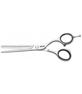 "JAGUAR Gold Line Diamond CC 39 5.5"" thinning scissors"