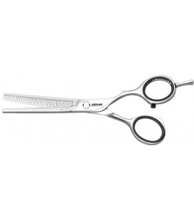 "JAGUAR Silver Line Grace 40 5.5"" thinning scissors"