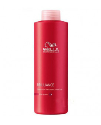Wella Professionals Brilliance Fine šampūns (1000ml)
