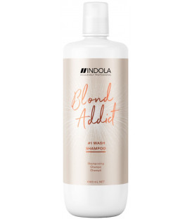 Indola Blond Addict shampoo (1000ml)