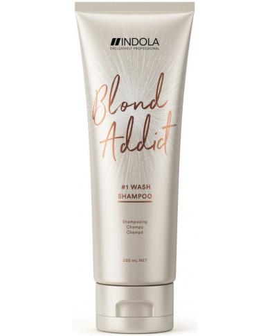 Indola Blond Addict šampūns (250ml)