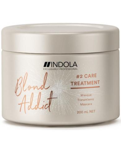 Indola Blond Addict maska (200ml)
