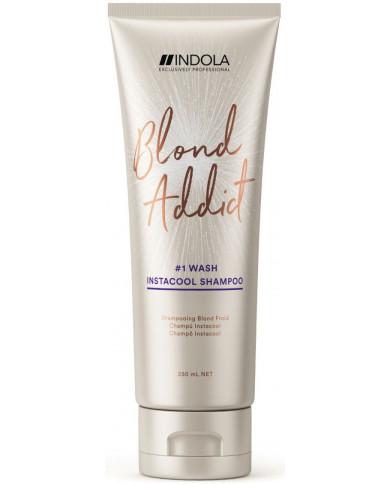Indola Blond Addict Instacool šampūns