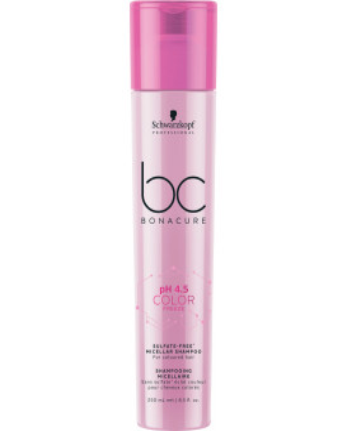 Schwarzkopf Professional Bonacure pH 4.5 Color Freeze šampūns bez sulfātiem (250ml)