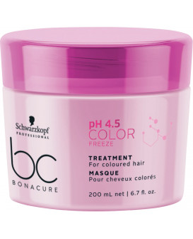 Schwarzkopf Professional Bonacure pH 4.5 Color Freeze treatment (200ml)
