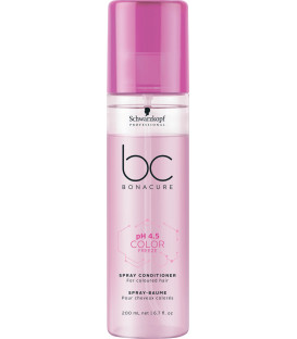 Schwarzkopf Professional Bonacure pH 4.5 Color Freeze sprejs-kondicionieris (200ml)