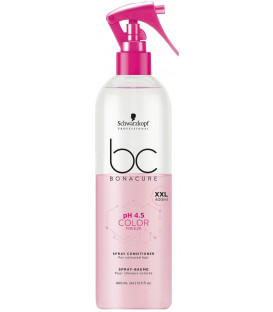 Schwarzkopf Professional Bonacure pH 4.5 Color Freeze sprejs-kondicionieris (400ml)