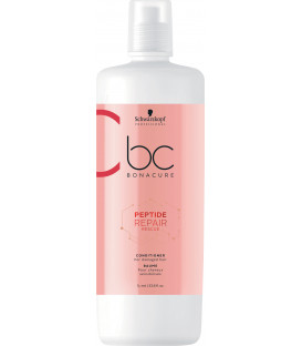Schwarzkopf Professional Bonacure Peptide Repair Rescue kondicionieris (1000ml)