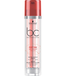 Schwarzkopf Professional Bonacure Peptide Repair Rescue Nutri-Shield serums