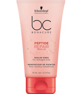Schwarzkopf Professional Bonacure Peptide Repair Rescue Sealed Ends balzāms