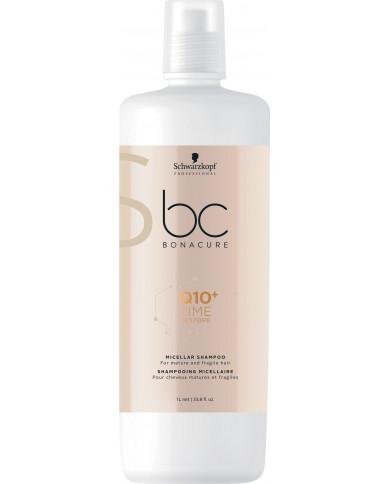 Schwarzkopf Professional Bonacure Q10+ Time Restore micellar shampoo (1000ml)
