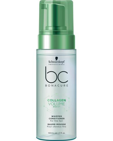Schwarzkopf Professional Bonacure Collagen Volume Boost мусс-кондиционер