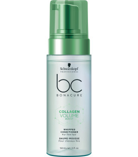 Schwarzkopf Professional Bonacure Collagen Volume Boost whipped conditioner