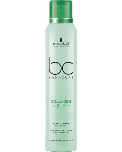 Schwarzkopf Professional Bonacure Collagen Volume Boost мусс для объема
