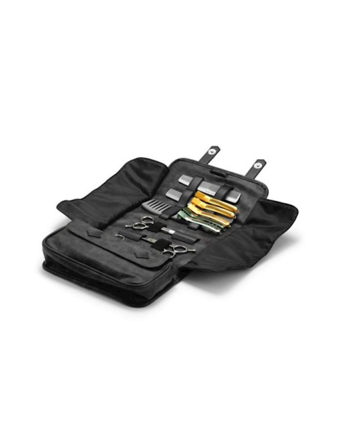 BARBURYS BUZZ instrumentu somiņa, melna