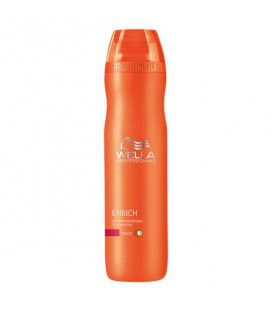 Wella Professionals Enrich Moisturizing Coarse šampūns (250ml)