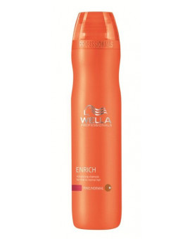 Wella Professionals Enrich Volumising Fine šampūns (250ml)