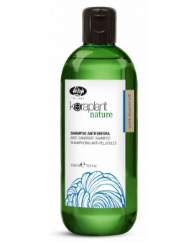 Lisap Milano Keraplant Nature Anti-Dandruff šampūns (1000ml)