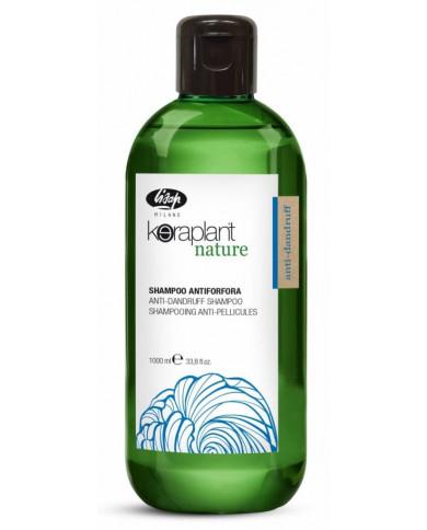 Lisap Milano Keraplant Nature Anti-Dandruff шампунь (1000мл)