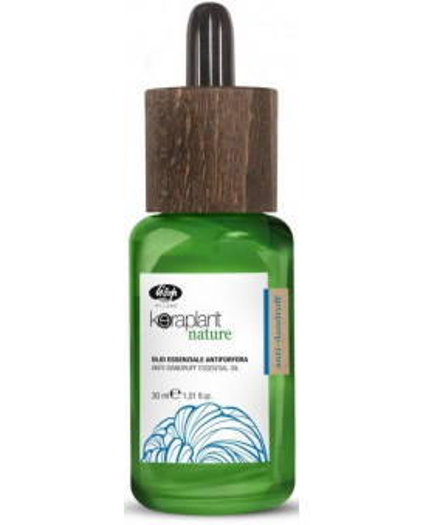 Lisap Milano Keraplant Nature Anti-Dandruff эфирное масло