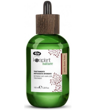 Lisap Milano Keraplant Nature Anti-Hair Loss losjons (100ml)