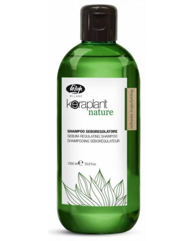 Lisap Milano Keraplant Nature Sebum-Regulating šampūns (250ml)