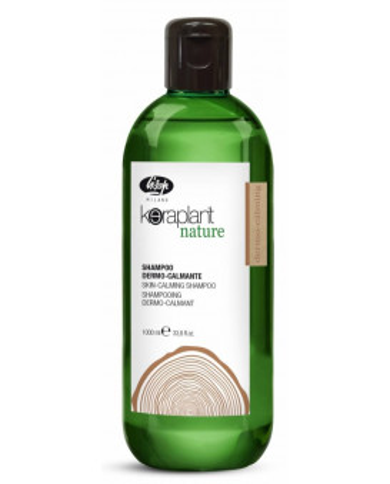 Lisap Milano Keraplant Nature Dermo-Calming šampūns (1000ml)