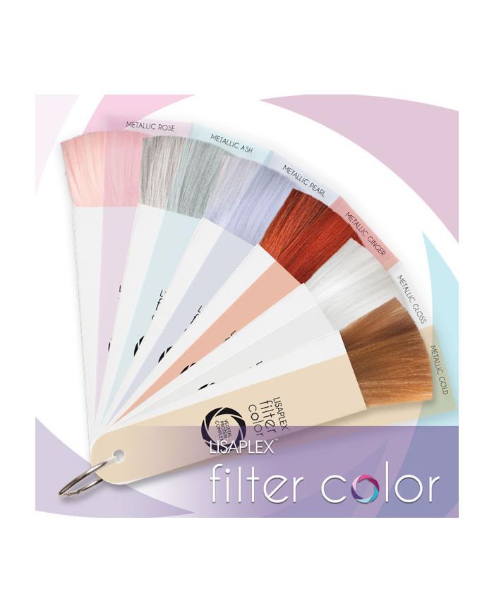 Lisap Milano Lisaplex Filter Color krēmveida matu krāsa
