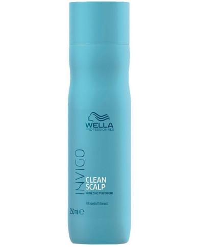 Wella Professionals Invigo Balance Clean Scalp шампунь (250мл)
