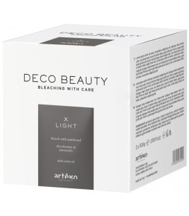Artego DECO BEAUTY X-Light balinošais pulveris (500g)